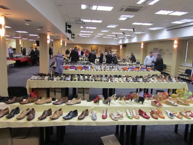 Наши выставки обуви в Минске